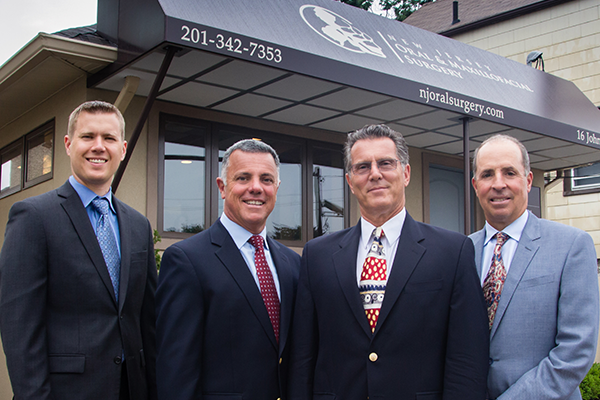 New Jersey Oral & Maxillofacial Surgery Associates Team