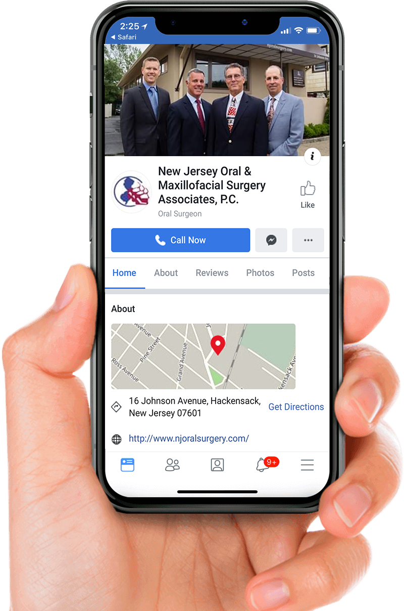 Review New Jersey Oral & Maxillofacial Surgery Associates